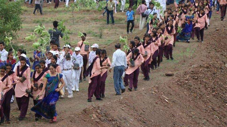 Indija je posadila 66 milijuna stabala u 12 sati u sklopu rekordne ekološke kampanje
