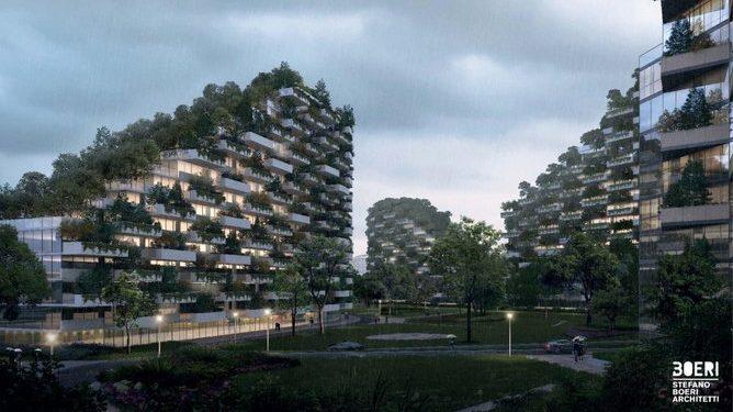 Kina gradi prvi 'šumski grad'